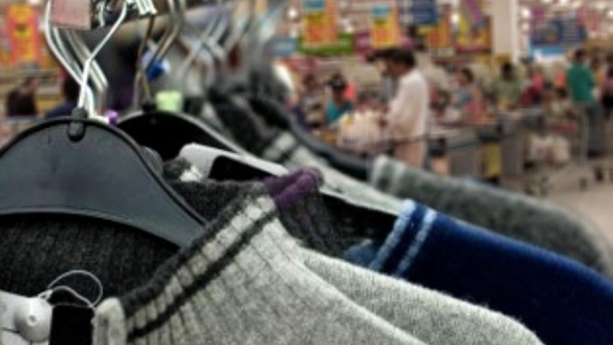 La ropa fue el rubro que más se encareció en el último año