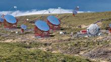 El primero de los 19  telescopios Cherenkov  que se instalarán en La Palma recibirá la primera luz en 2018