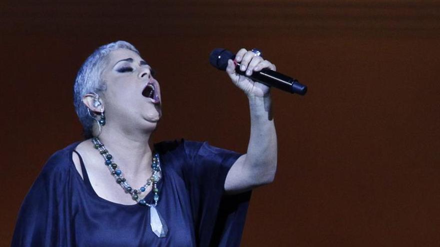 """La cantante Eugenia León dice que para ella """"la música ha sido un sacerdocio"""""""