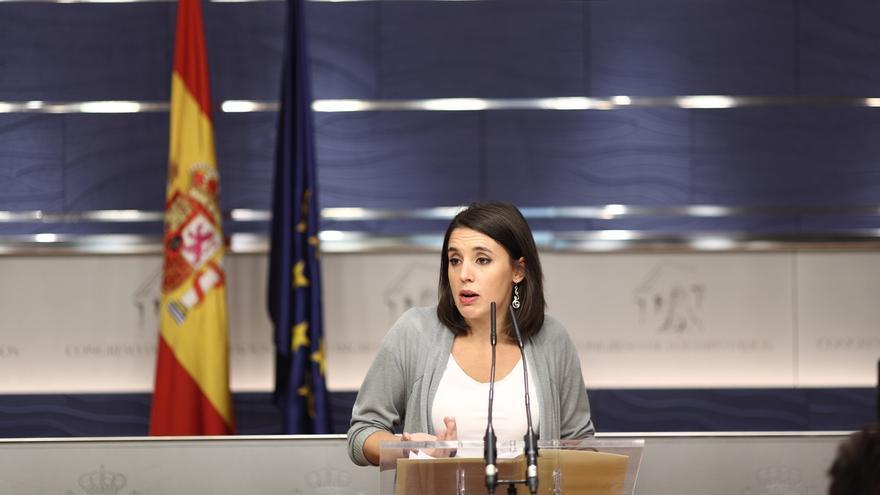 Montero cree que Espinar cumple con las normas sobre acumulación de cargos, pero en todo caso hay mecanismos de garantía