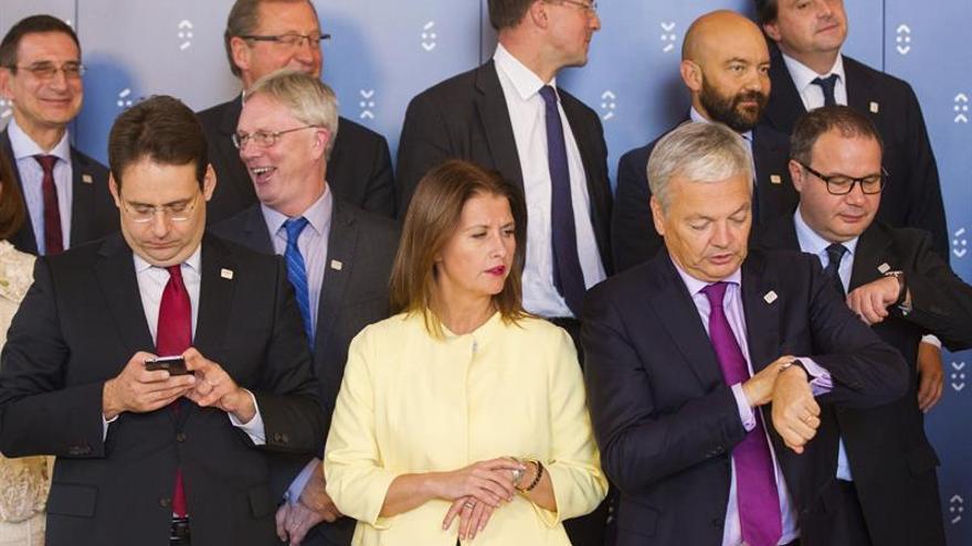 El TTIP no se cerrará este año, el CETA entra en vigor probablemente en 2017