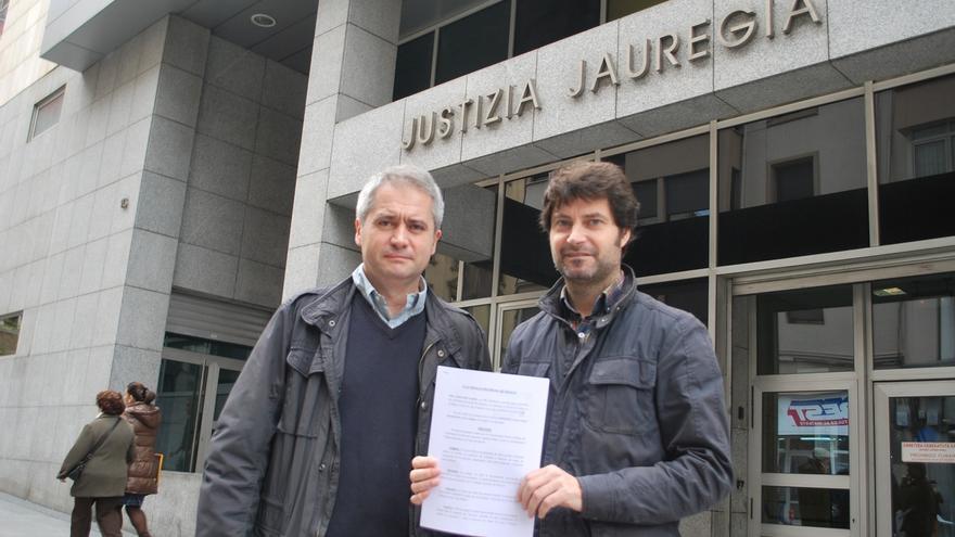 El PP denuncia ante la Fiscalía la gestión del PNV en la construcción del polideportivo de Pinosolo