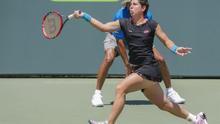 Carla Suárez pierde ante Williams en su primera final en Miami