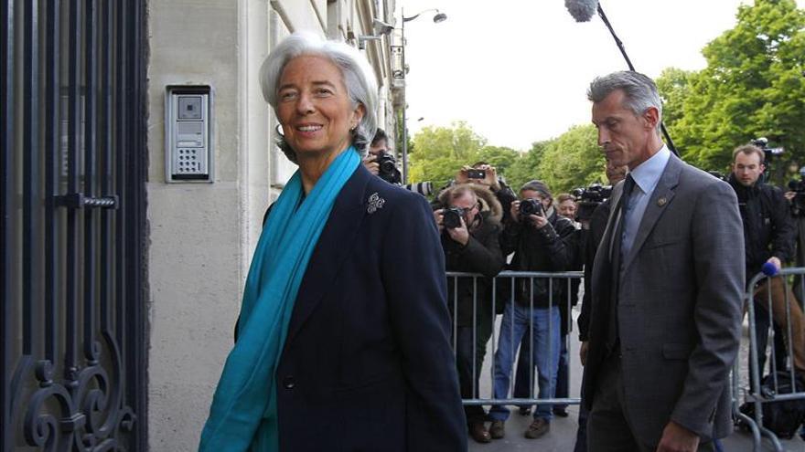 Christine Lagarde comparece ante los instructores que pueden imputarla