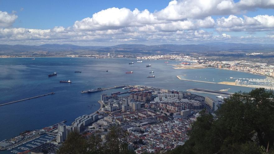 Londres acusa a la Guardia Civil de entrar ilegalmente en las aguas que rodean Gibraltar