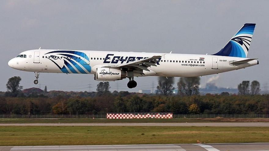 La compañía egipcia Egyptair suspende sus conexiones internacionales doce horas
