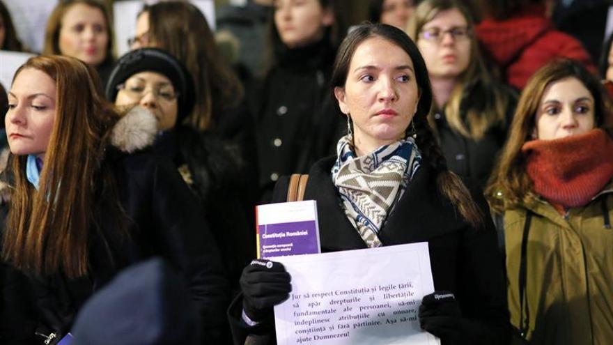 El Senado rumano adopta una polémica ley judicial