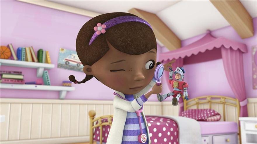 """""""Doctora Juguetes"""", dibujos educativos de Disney con un trasfondo rompedor"""
