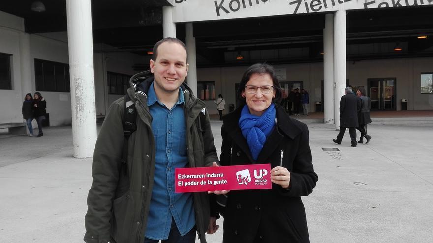 """Ezker Anitza-IU Unidad Popular presenta su lema """"Ezkerraren indarra. El Poder de la gente"""" para el 20D"""