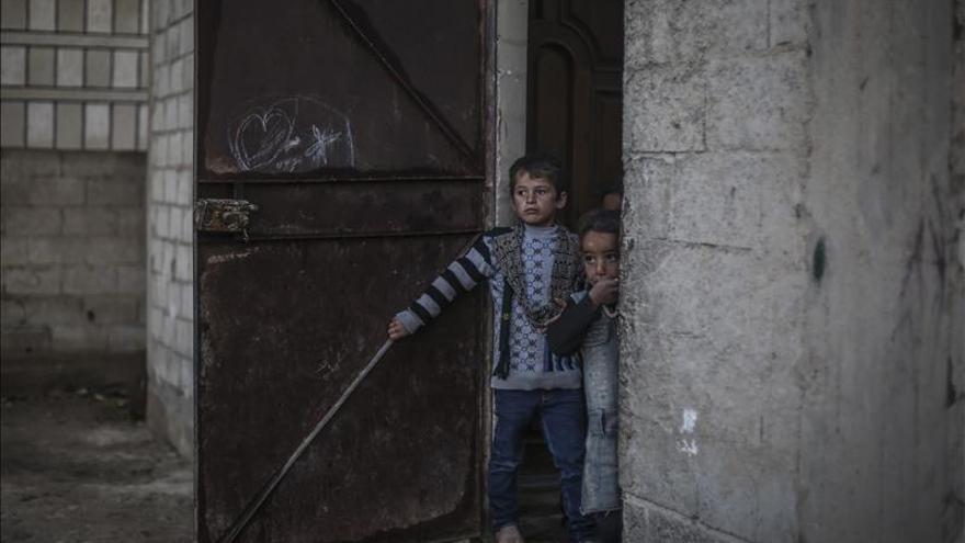 Más de 8 millones de niños sirios necesitan ayuda humanitaria, según Unicef