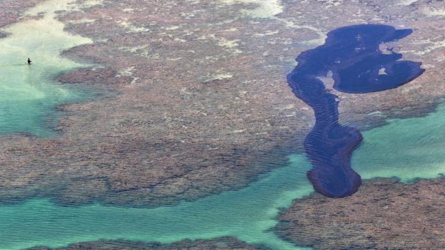 """El vicepresidente brasileño afirma que el derrame de crudo en el noreste es """"único en el mundo"""""""