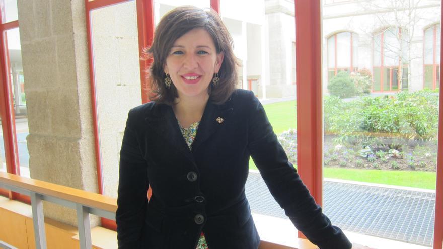 Yolanda Díaz, en una imagen de archivo.