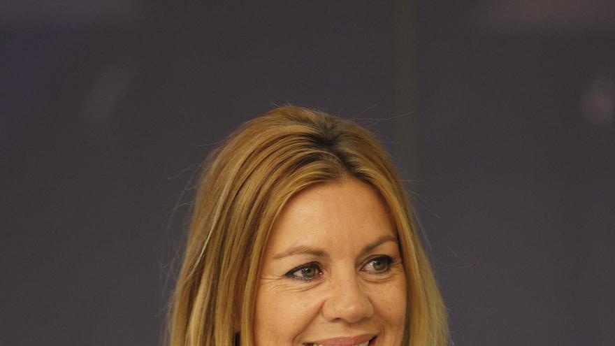 María Dolores de Cospedal, segunda ministra de Defensa de la democracia