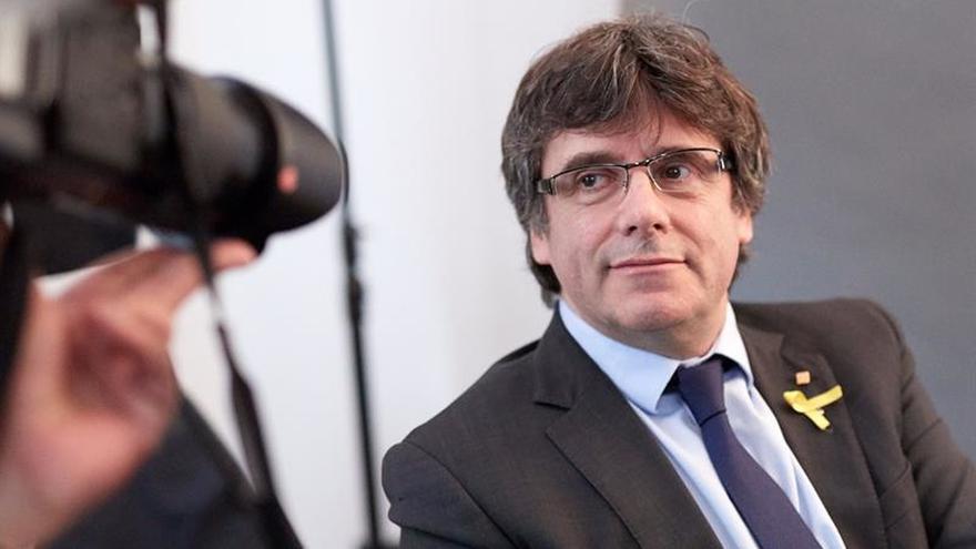 Llarena propone a Alemania entregar a Puigdemont por sedición
