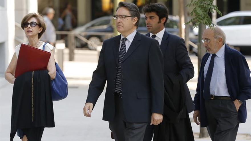 La Audiencia Nacional ordena el ingreso en prisión de la excupula de Afinsa