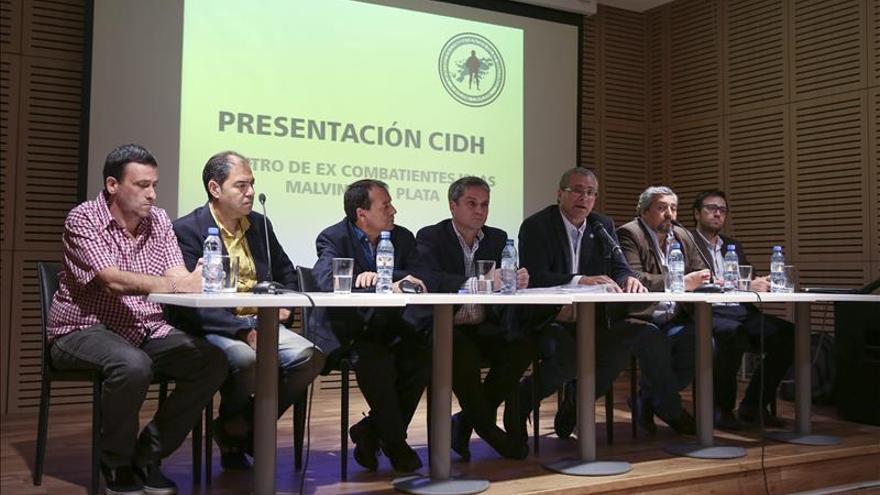 Excombatientes argentinos de las Malvinas recurren a la CIDH por los casos de torturas