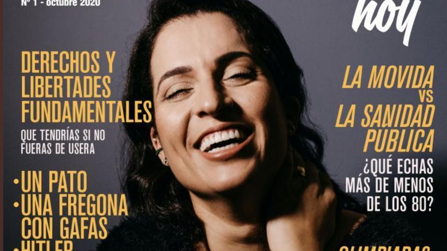 'Madrileño hoy', la revista (ficticia) para quienes no conocen un gobierno de izquierdas desde el estreno de Médico de Familia