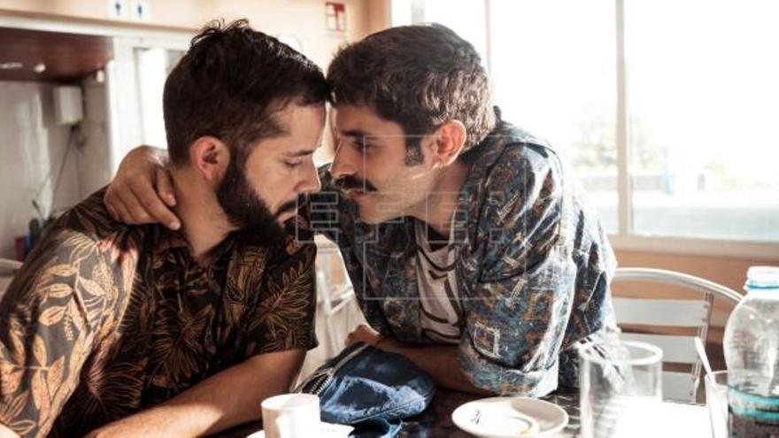 La Palma, un personaje más del rodaje de '8 años, una historia de amor gay