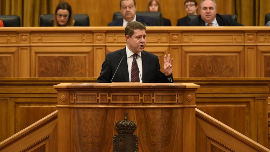 Page exige el cese del delegado del Gobierno en C-LM tras sus declaraciones de aplicar el 155 en la región