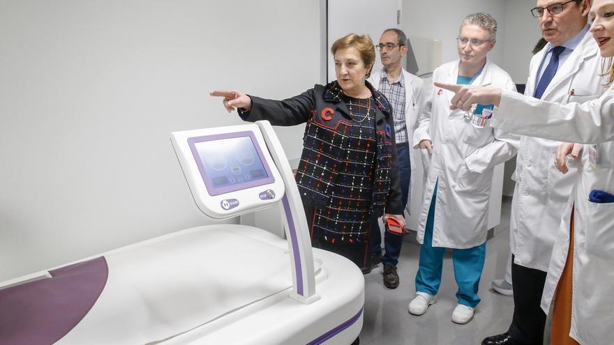 Valdecilla, primer hospital público con equipo de oncotermia para tratar tumores de peor pronóstico