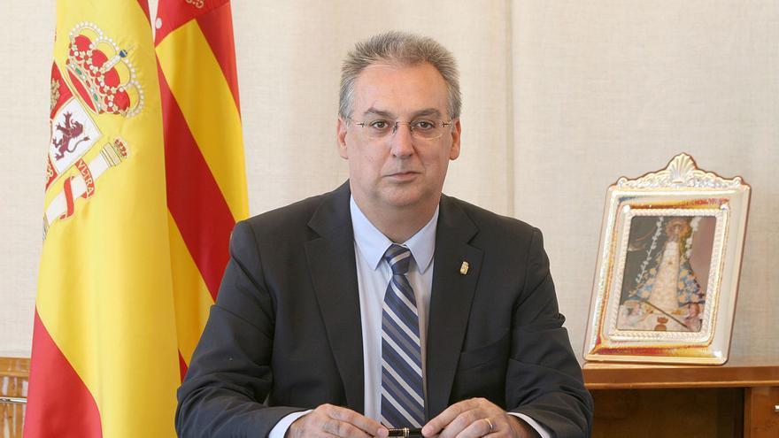 Agustín Navarro, exalcalde del PSPV de Benidorm