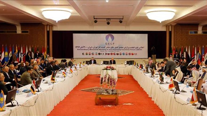 Medidas de extrema seguridad en Teherán para la Cumbre de exportadores de gas