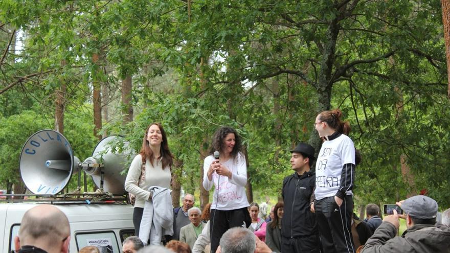 Movilización vecinal en Cabral