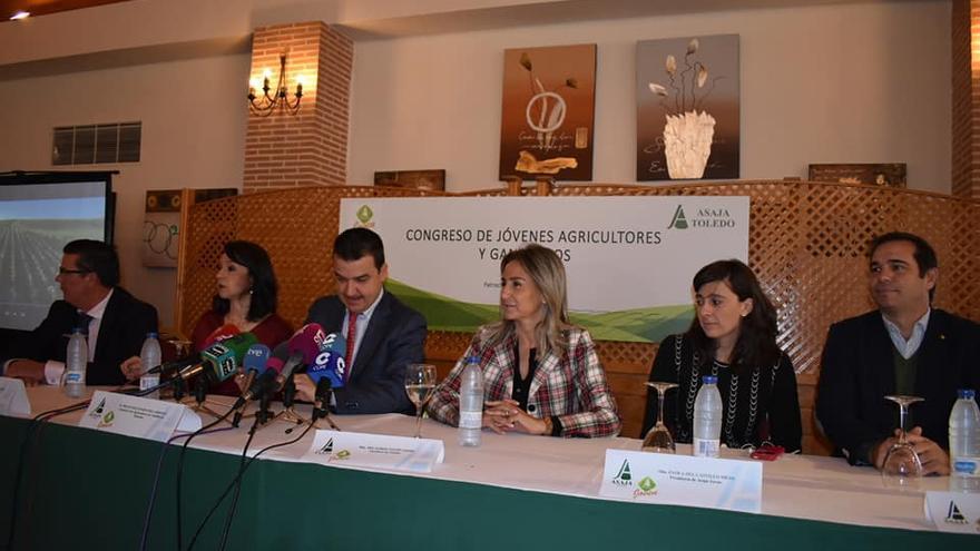 I Congreso de Jóvenes Agricultores y Ganaderos de Toledo
