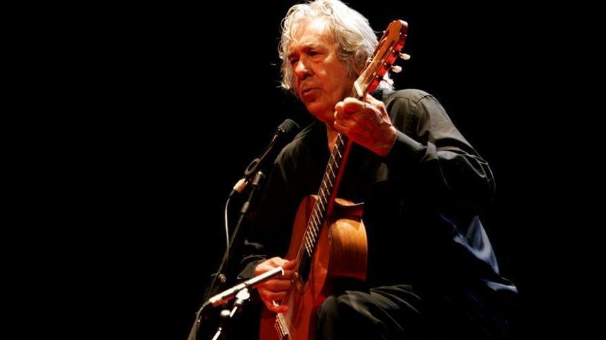 El cantautor y poeta Paco Ibáñez será el padrino de Voix Vives Toledo