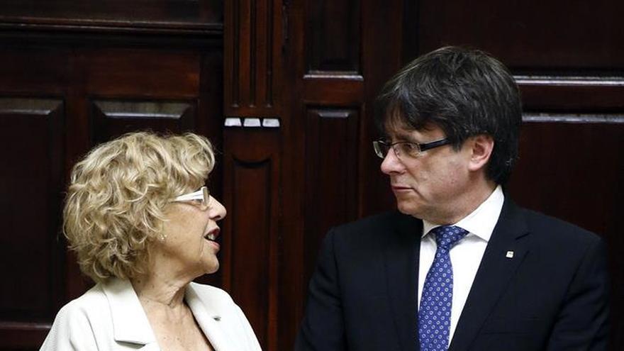"""Puigdemont ve la invitación al Congreso como una """"coartada"""" para no negociar"""
