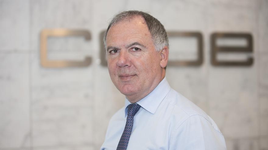 El presidente de CEOE-Cepyme Cantabria se presenta a la presidencia de Ganvam
