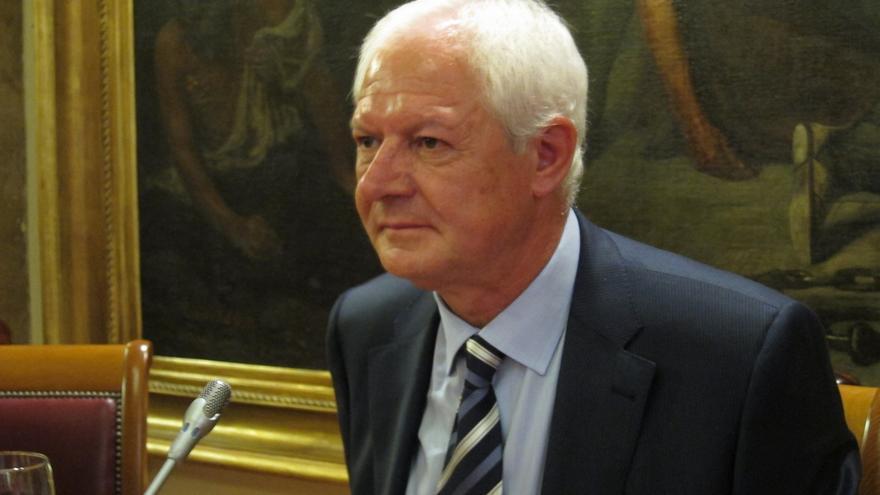 Bernardo Lorenzo, expresidente de la CMT.
