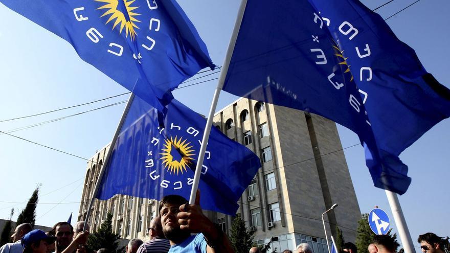 Georgia celebra la segunda ronda de las legislativas bajo el boicot opositor