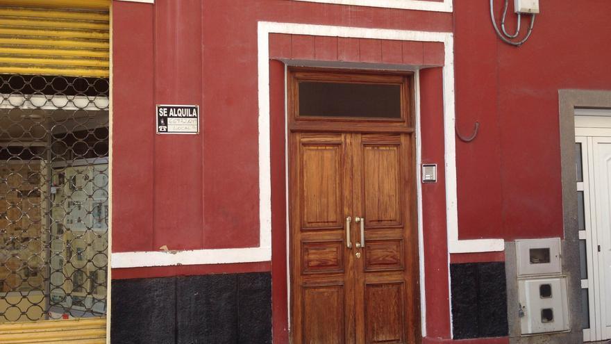 Vivienda de la calle Pérez del Toro donde Saray González fue asesinada.