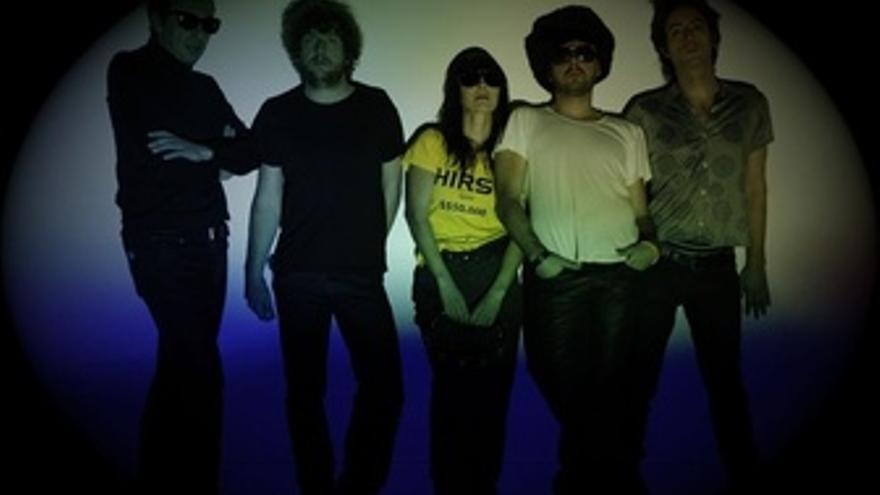 La banda navarra El Columpio Asesino