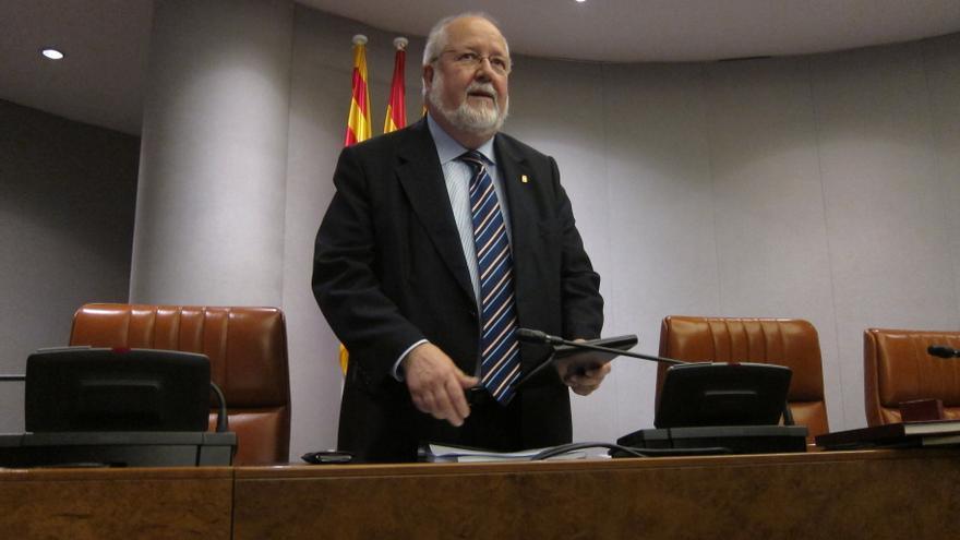 La Diputación de Barcelona apoya la declaración de soberanía con PSC y PP en contra