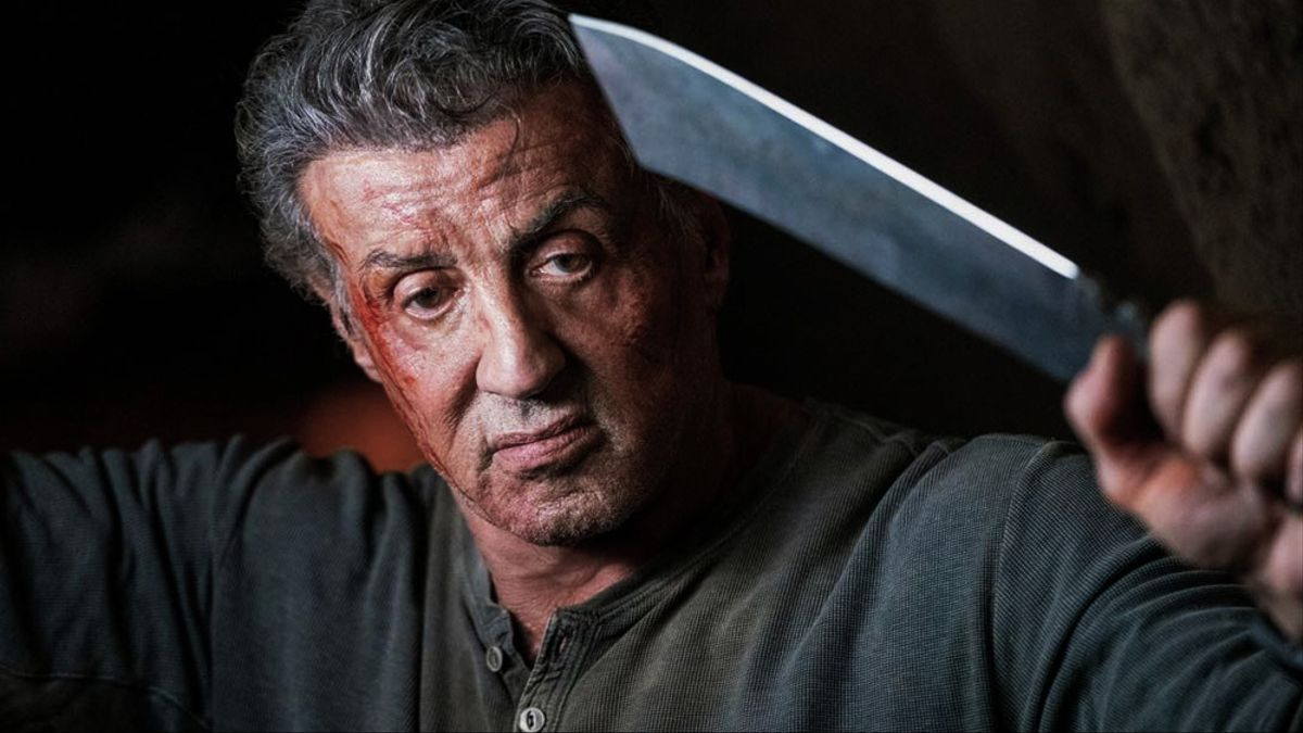 Sylvester Stallone en 'Rambo: Last Blood'