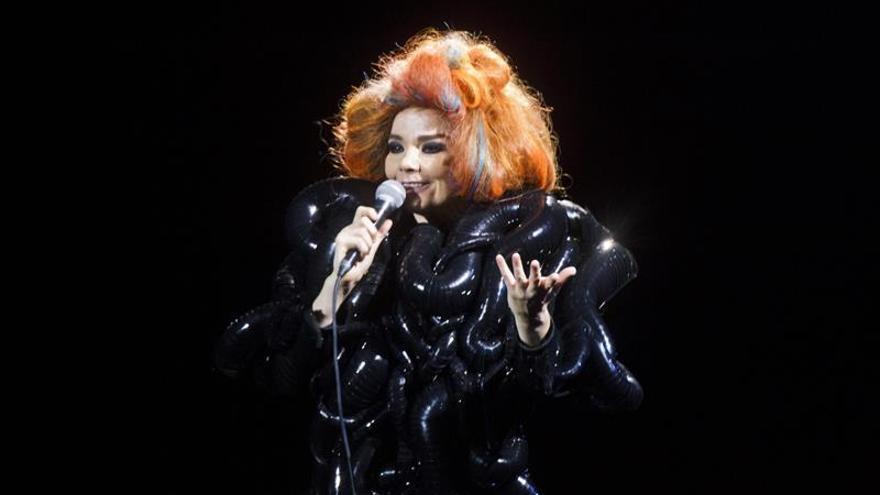 Björk, ¿de verdad estás ahí?
