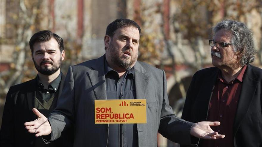 """Junqueras, a favor de negociar con """"transparencia"""" para favorecer el acuerdo"""