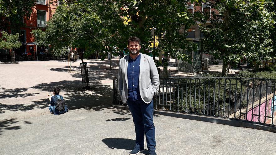 """Sánchez Mato apunta que """"lo ilegítimo es que no se respete el derecho a la vivienda en este país"""""""