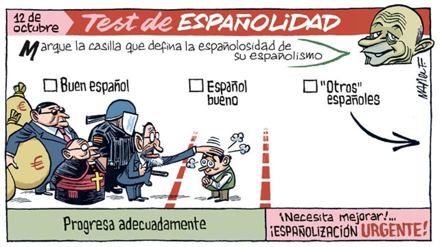 Test de españolidad