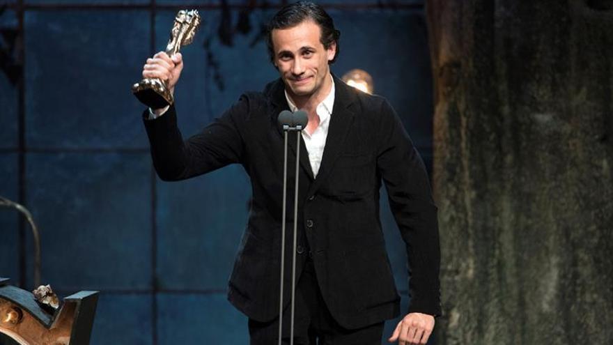 """Oriol Pla triunfa como mejor actor secundario por el filme """"Incerta glòria"""""""