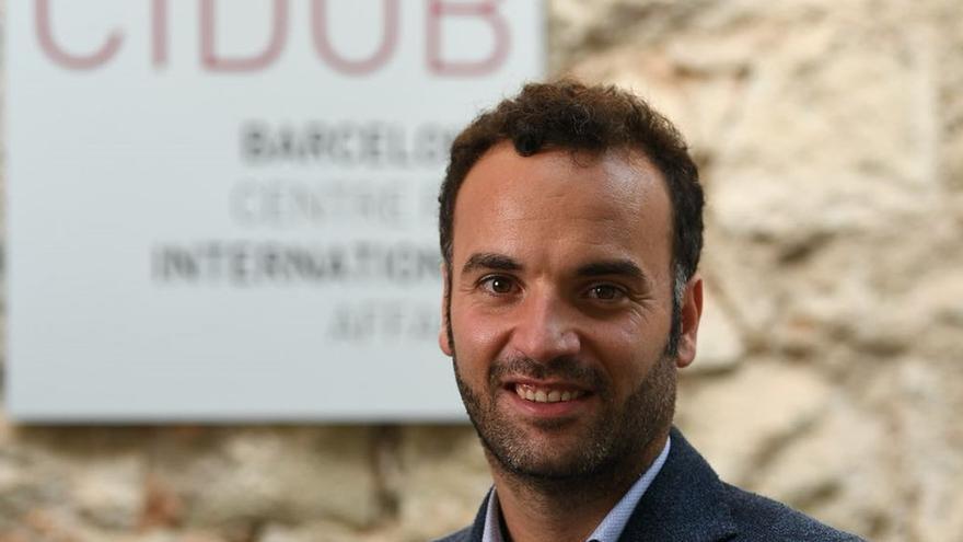 El director del CIDOB, Pol Morillas, en una imagen de archivo.