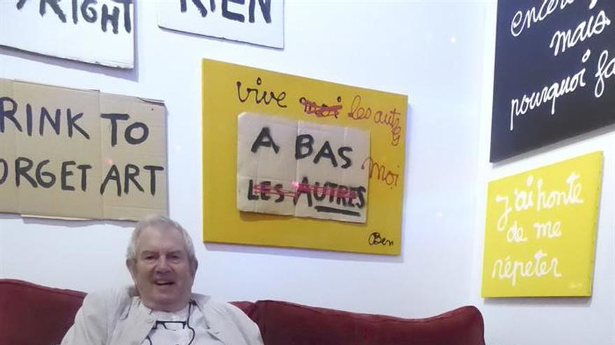El Museo Maillol reabre sus puertas con una retrospectiva del grafitero Ben