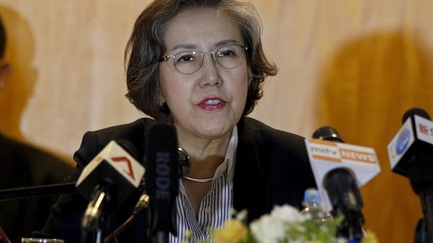 La relatora de la ONU expresa su preocupación por el conflicto en el oeste de Birmania