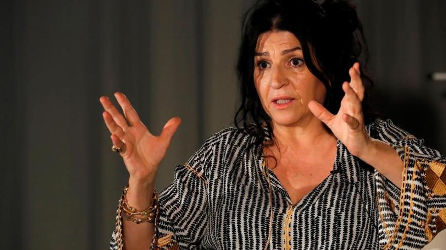 """Lita Cabellut presenta su """"Bodas de sangre"""", una oda a la libertad individual"""