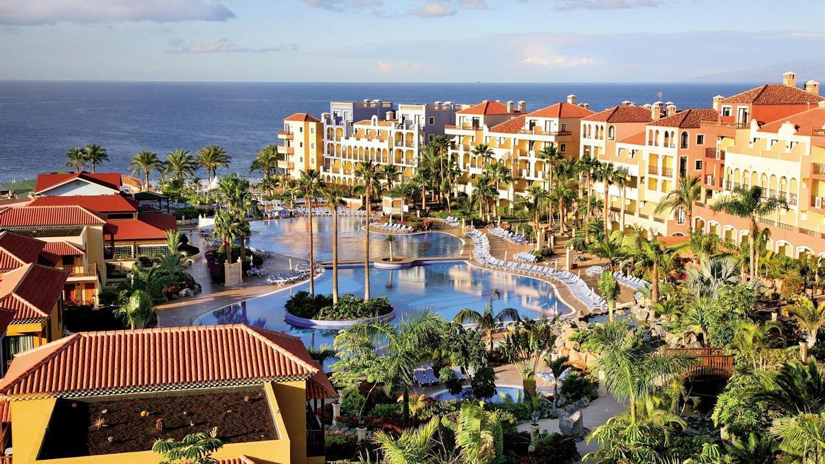 Hotel Bahía Príncipe en Tenerife