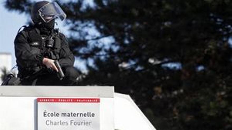 Liberación en Francia. (EUROPA PRESS)