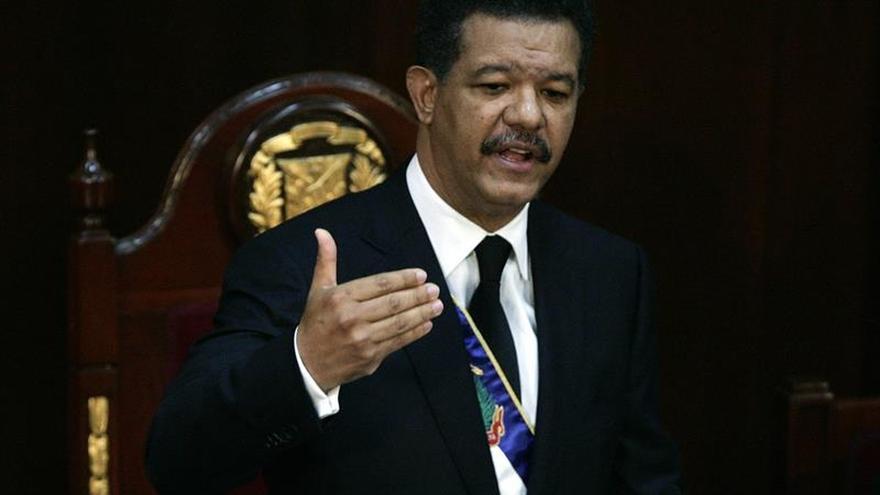 El expresidente dominicano Leonel Fernández califica de golpe de Estado la separación de Dilma Rousseff