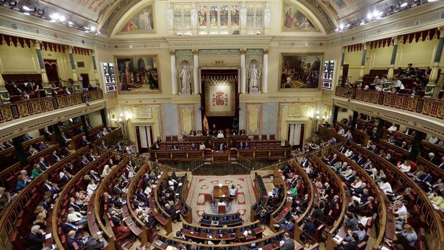 Grupos del Congreso piden al CGPJ formación en género y paridad en altos cargos